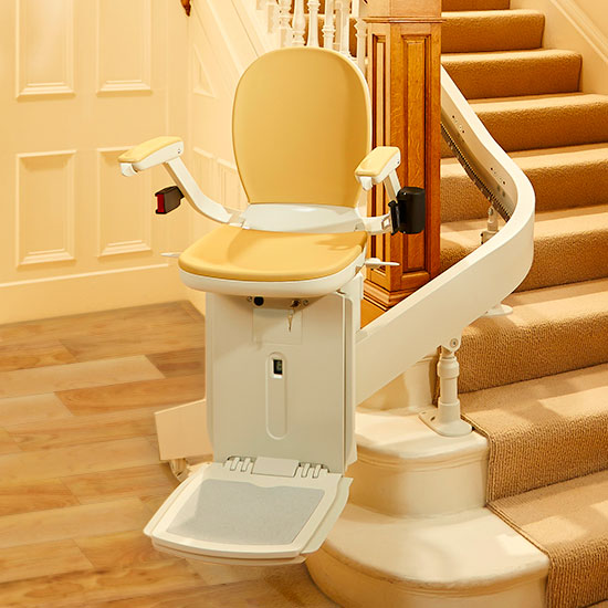 San Francisco Review Stair Lift Electric Stairlift Used